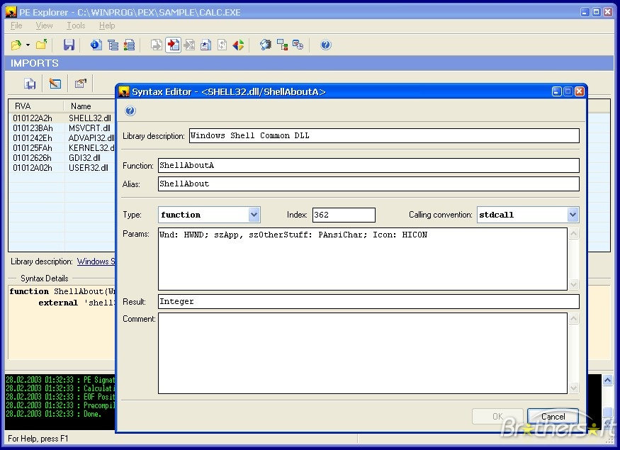 Pe Explorer 1.99 R6 Registration Code incl License Key Full Version