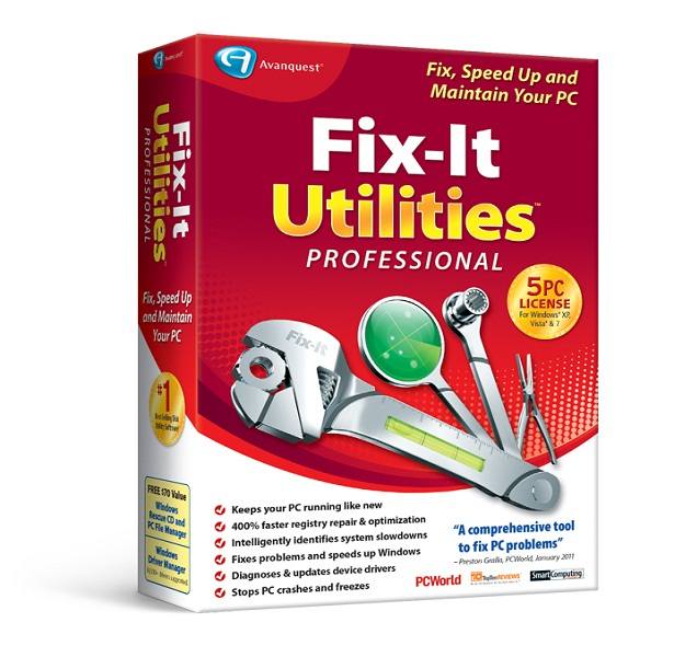 Fix-It Driver Repair Crack Free download