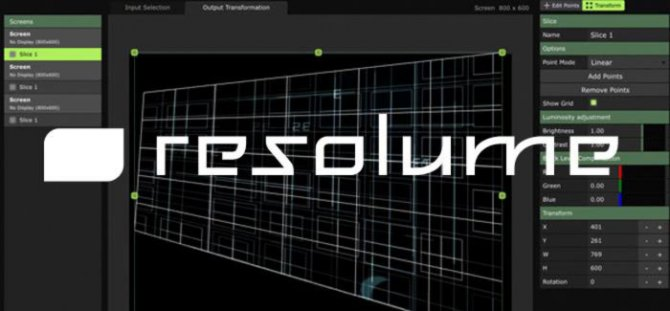 Resolume Arena Crack Free download