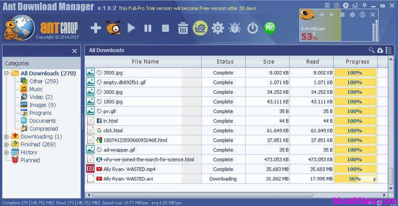 Ant Download Manager Pro Registration key Full Version