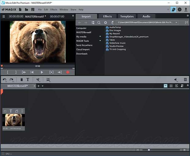 MAGIX Movie Edit Pro 2020 Premium 19 Full Crack