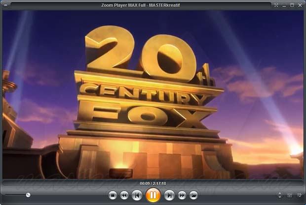 Zoom Player MAX license key Free Download